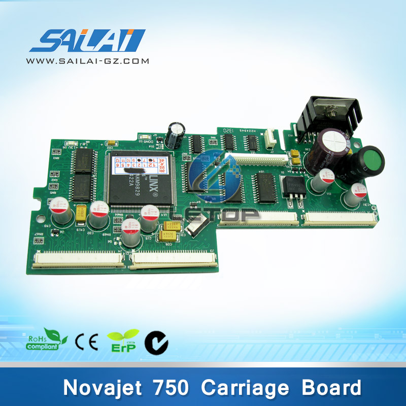 Encad Novajet printer 750 carriage board