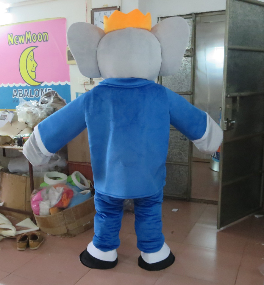 dress in blue elephant mascot costume EVA elephant costume-in Mascot from Novelty u0026 Special Use on Aliexpress.com | Alibaba Group & dress in blue elephant mascot costume EVA elephant costume-in Mascot ...