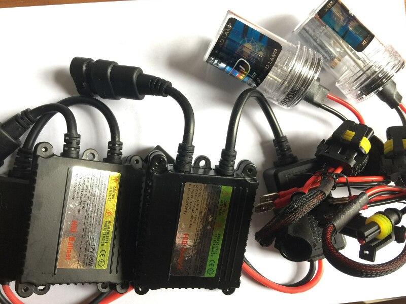 Xenon H7 Hid Kit 55W H1 H3 H4 xenon H7 H8 H10 H11 H27 HB3 HB4 H13 9005 9006 D2H 881 880 H27 889 Car light source auto headlight