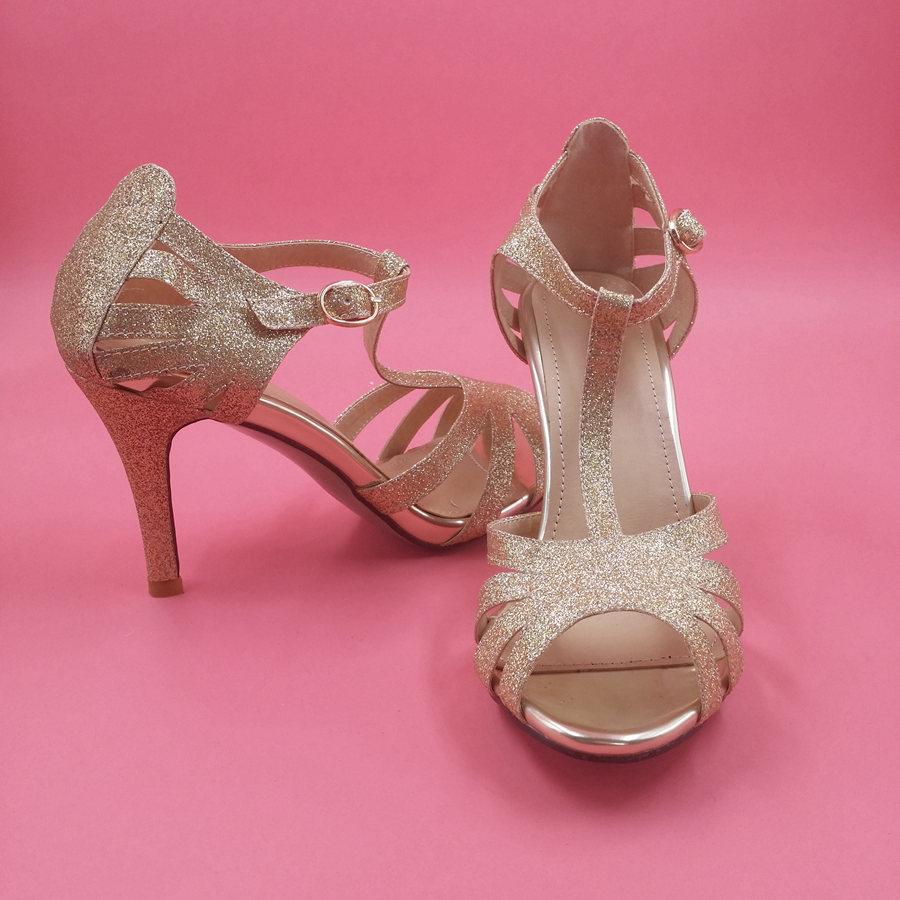 Girls Kitten Heels