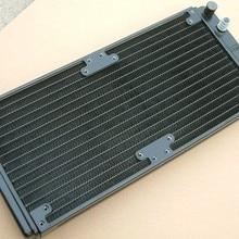 Magicool 280 мм(aslo может использовать 240 мм) алюминиевый Водяной радиатор охлаждения, P/N: WC-RA280-AL