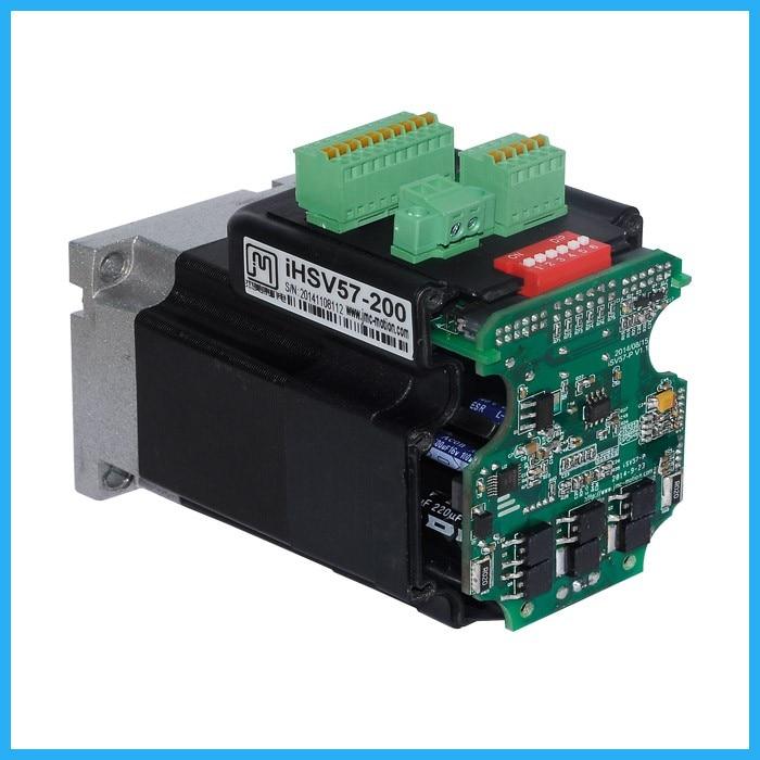 все цены на  Integration 140W, integrated AC servo drive motor, IHSV57-30-14-36, torque, not losing steps  онлайн