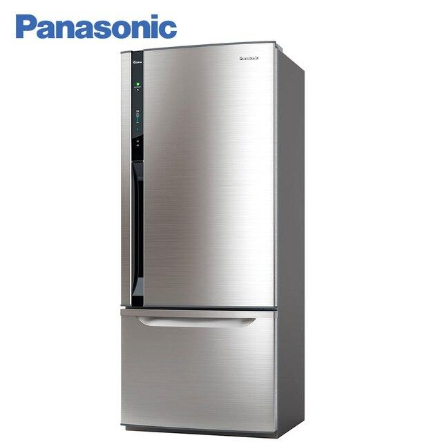 Panasonic NR-BY602XSRU Холодильник Интеллектуальный датчик LED-освещение Ag-фильтр Прозрачный и просторный интерьер