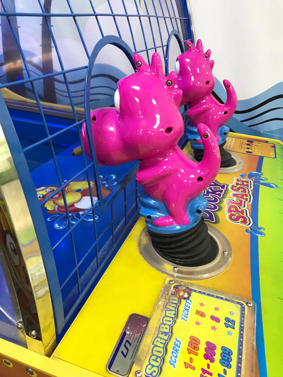 Duck splash redemption game machine animal cover spare parts ,coin operated , arcage games baby air hockey coin operated ticket redemption games for play center