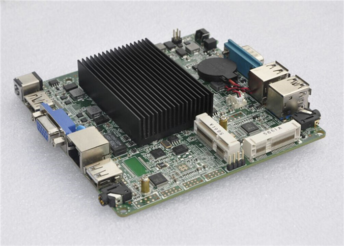 Ultra thin Nano Mini-ITX motherboard  Q1900G-P celeron J1900  quad core  win 10  linux  DC 12V WOL PXE fanless nano itx board q1800g2 p j1800 dual core dual lan 4 com dc 12v vga dual display dc 12 12 cm win 7 win 10 linux wol pxe