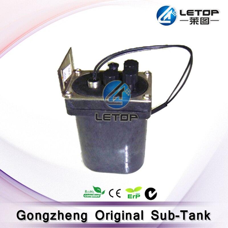 Gongzheng Printer Ink Sub Tank for Outdoor Solvent PrintheadGongzheng Printer Ink Sub Tank for Outdoor Solvent Printhead