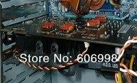 4 шт./лот чистой меди радиаторы для малины Pi 512 м Б/Б + компьютерная версия бесплатная доставка