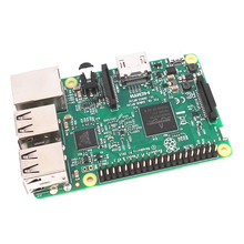 Raspberry Pi Model 3 B onboard wi-fi and bluetooth broadcom – 4 nuclear 1.2 G CPU, memory 1 G, onboard BCM43143
