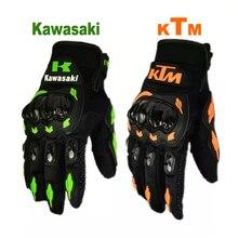 M/l/xl/xxl ktm kawasaki racing мотокросс moto мотоцикла пальцев ретро полный перчатки