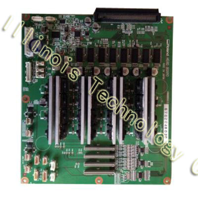 Original Roland XF-640 Assy, Head Board printer parts permanent roland xj 640 xj 740 eco solvent chips 6pcs set cmyklclm printer parts