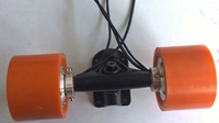 100W 24V Electric Scooter Motor Kit Electric Hub Motor For Skateboard Ebike Motor