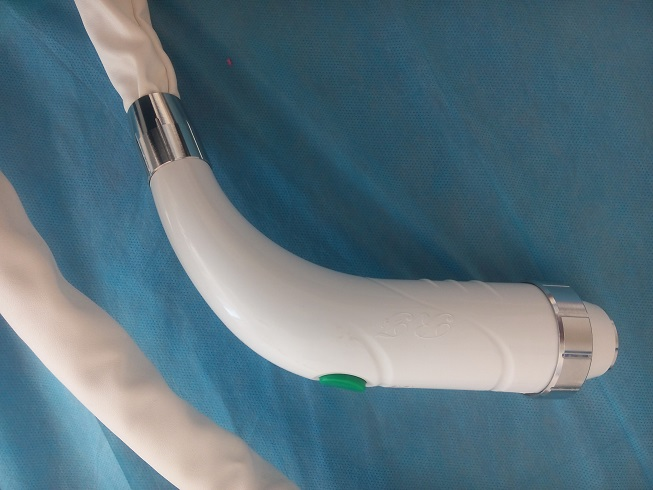 skin rejuvenation ipl/ rf handle with 3 probes handpiece