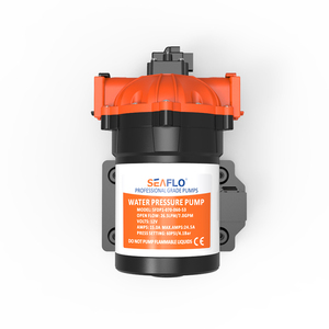 Image 3 - מים גבוהה זרימת 12 v SEAFLO 7.0 GPM 60PSI מתחת למים מנוע חשמלי משאבת RV Camper הימי