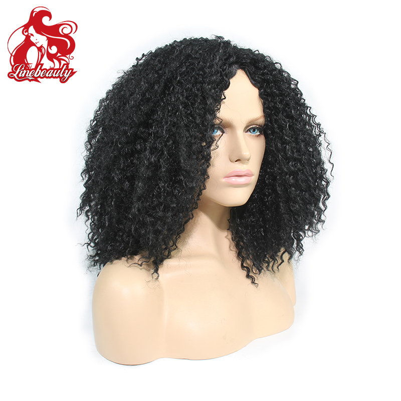 Afro Kinky Synthetic Wigs 21