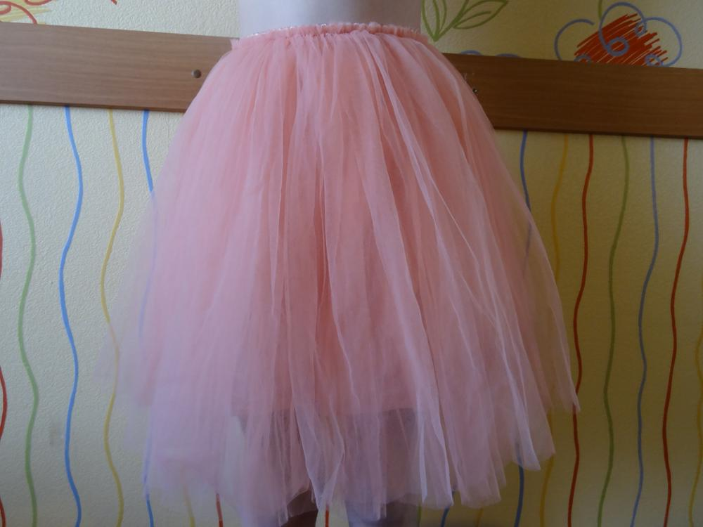 Красивая , достаточно пышная юбка. С размером  угадала! Спасибо!