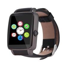 """Modische Bluetooth Smart Uhr X6 MTK6260A Android IOS Smartwatch 1,54 """"IPS 240*240 Für Apl Telefon Unterstützung SIM Karte TF"""