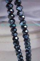 10 мм смешанный цвет ясно хрусталя бусины / круглый фасетные кристалл бусины