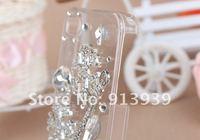 кристалл из пива жесткий чехол для iPhone или 4с, мода Роско побрякушки конструкция назад дизайнер крышка, технология 3D чехол для iPhone 4 и 4S, бесплатная доставка