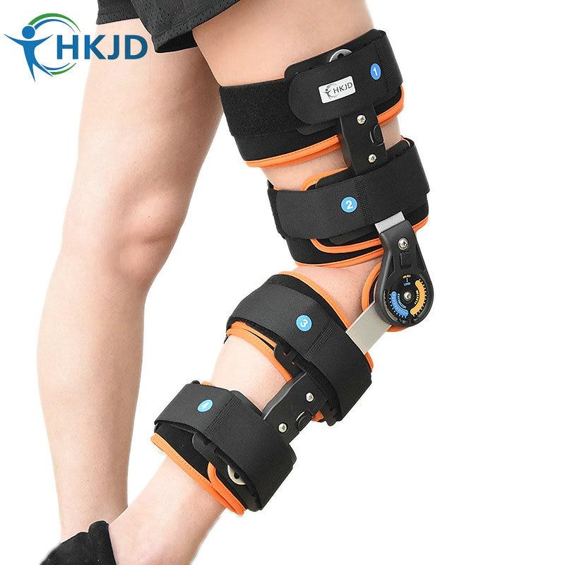 Medical Keen font b Brace b font Angle Adjustable Knee font b Support b font font