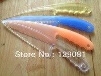 пластиковые торт нож овощной нож нож для сыра нож многоцветной