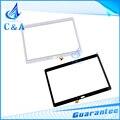 Для Samsung для Galaxy Tab S 10.5 SM-T800 T805S T805K T805L сенсорного экрана digitizer lcd стекло передней панели 1 шт. бесплатная доставка