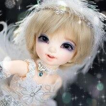 OUENEIFS Féerie Littlefee Reni 1/6 bjd sd poupées modèle reborn filles garçons yeux Haute Qualité toys boutique de maquillage résine