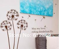 2 шт. / много для дома стена necklace см одуванчик растения user Украине стена Пастер / plaque х55