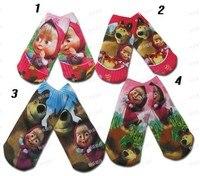 бесплатная доставка завод прямых продаж красная шапочка носки дети младенца носки мультфильм дизайн 2 размера 4 цвета выбор