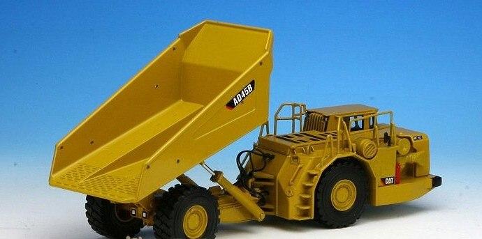 1:50 N-55191 Кот AD45B подземный шарнирный грузовик игрушка
