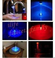 из светодиодов нажмите опт/Rosa горячие из светодиодов кран свет контроль температуры бассейна электричество ванная комната / для кухни продвижение