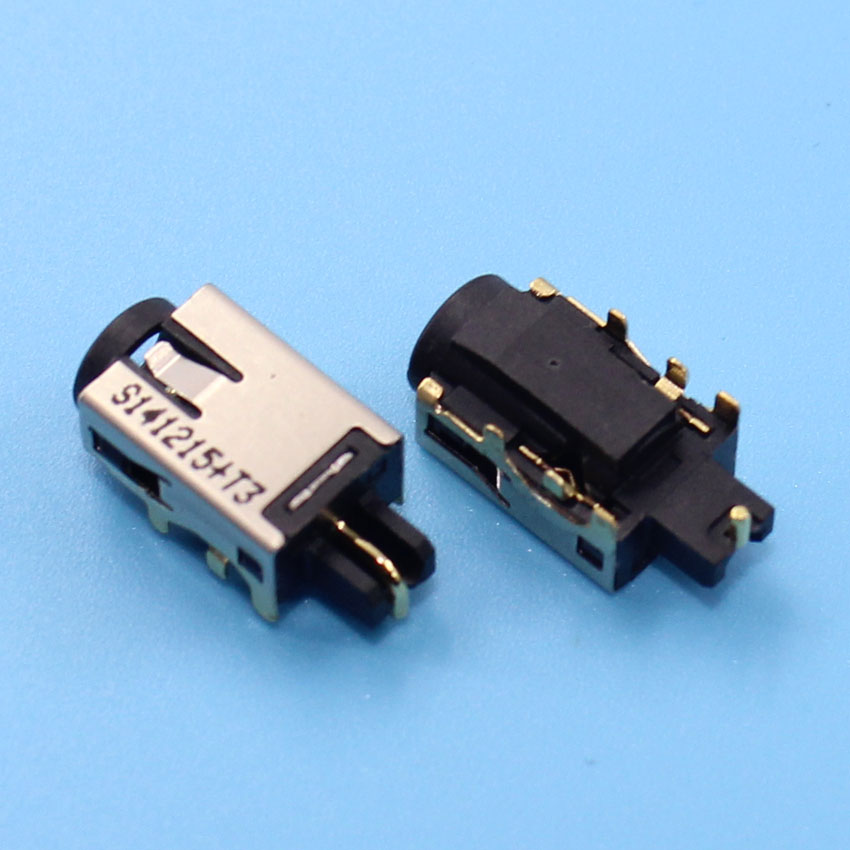 NEW DC Power Jack Connector for ASUS F553MA X453MA X553 X553MA notebook power connector DC jack (Elliot needle) 7pin new laptop dc power jack socket for asus d553m f553ma x453ma x553 x553m x553ma series charging port connector