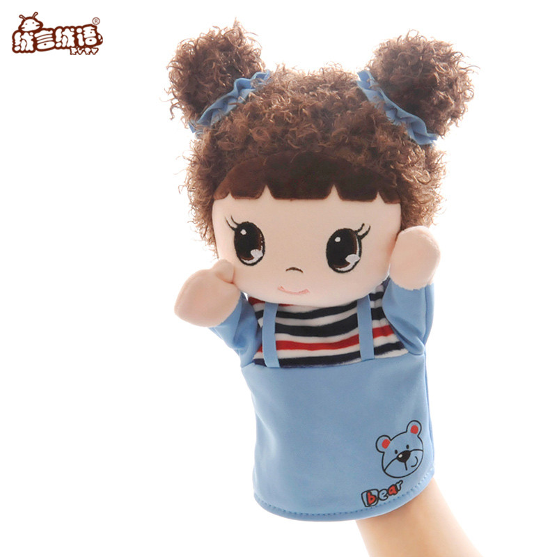 RYRY-26CM-Children-Doll-Hand-Puppet-Toys-Classic-Children-Figure-Toys-Kids-Doll-for-Gifts-Cartoon-Soft-Plush-Collection-3