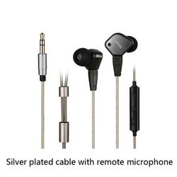 Earmax ER80 IE80 Professional Monitor Earphone Dynamic HiFi Headphone Stereo Headset
