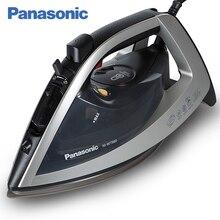 Panasonic NI-WT980LTW Утюг с керамическим антипригарным покрытием, автоматическая система настроек температуры, быстрый нагрев за 1 мин., паровой удар 200г, автоотключение, 2800 Вт, защита от накипи