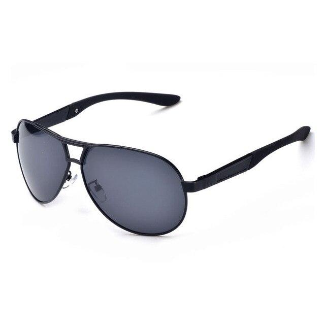 2016 New Polaroid Sunglasses Men Polarized Driving Sun Glasses Mens Sunglasses Brand Designer Fashion Oculos Coating Sunglass