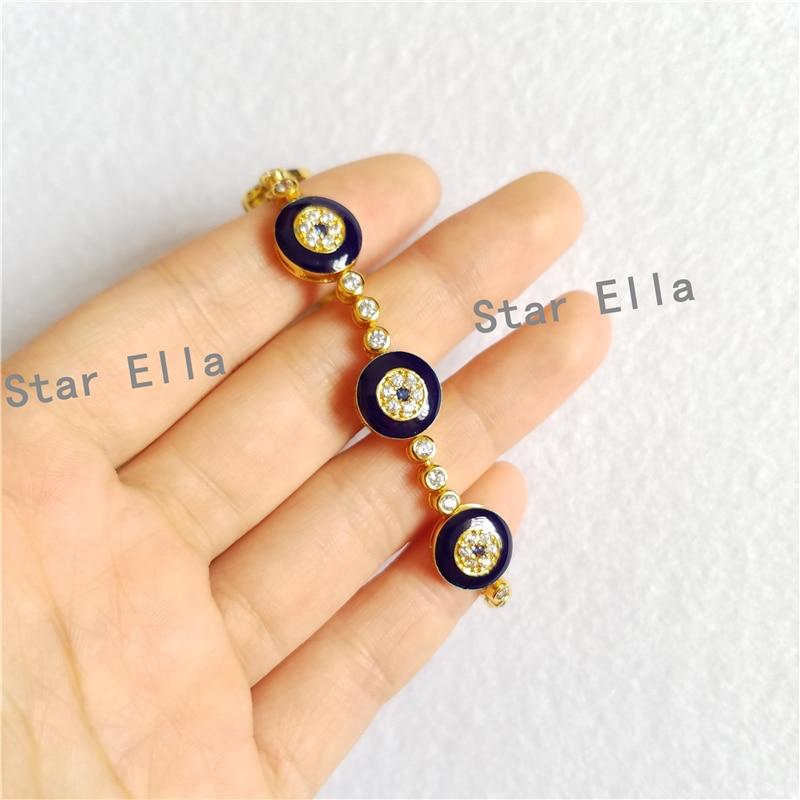 latest style spectacle frames gbj5  2016 Fatima Evil Eye Bracelet Turkish Evil Eyes Latest Trend Summer Style  Bracelets For Women Jewelry