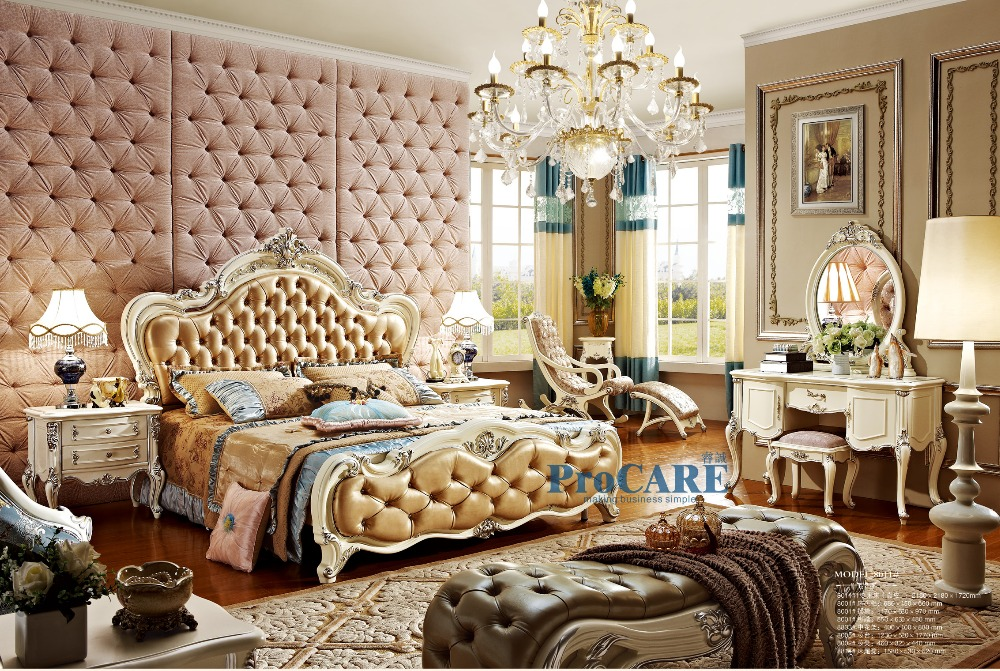 Online Get Cheap Antique White Bedroom Furniture Sets -Aliexpress ...