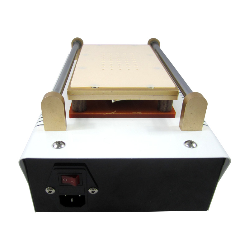 ФОТО 2016 build-In Air Pump Vacuum LCD Separator Machine 947V.5 For iPhone Samsung