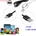 25cm/Short 1m 2m/Long 5V 2A Micro USB 2.0 Fast Charger Cable Mobile Phone Cabel for Oukitel k6000/k4000/u20 plus/Doogee x7/pro