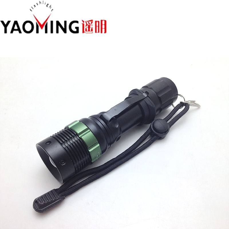 Police Led Flashlight CREE Q5 2300LM cree led lamp light torch 5W Powerful Rechargeable lanternas Tactical Lantern flashlights police pl 12921jsb 02m
