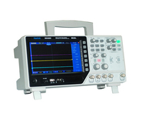 Fast Delivery To Russia Hantek DSO4202C Digital Storage Oscilloscope 2CH 200MHz 1 Channel Arbitrary Function Waveform