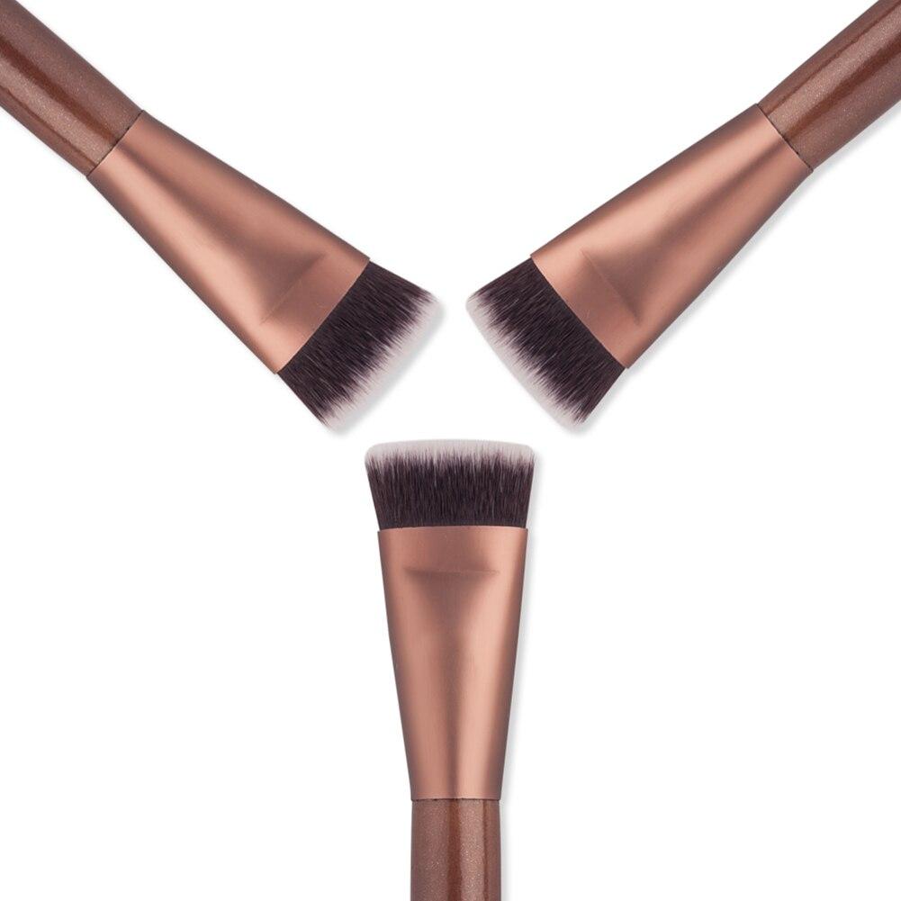 1 Pc Fashion Beauty Face Blush Powder Foundation Cosmetic