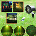 2016 New high quality laser lawn lamp Outdoor waterproof plug lights Christmas lights landscape lamp + Rf remote control