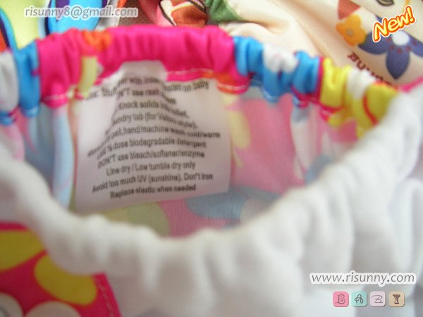 Risunny baby дизайн Водонепроницаемый risunnybaby печать смешанных цветов