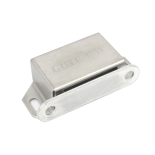 Uxcell Cupboard Door Cabinet Metal Magnetic Self Closing Magnet