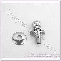 """l15288-Роско Bronze цвет lat материал М1/2-М1/2 """"горячей и холодной воды угол клапан"""