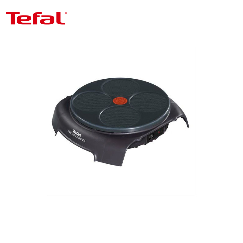 Crepe Maker TEFAL PY303633 crepe maker electric crepe maker free shipping makers pan zipper dmwd multifunction electric crepe maker double plates heating steak frying grill skillet pancake frying machine pizza baking pan