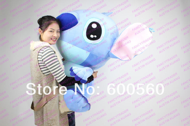 New Arrival Huge Cute Giant Plush Stuffed Stitch Birthday Gift! Accept Dropshipping FT90087 (4).jpg