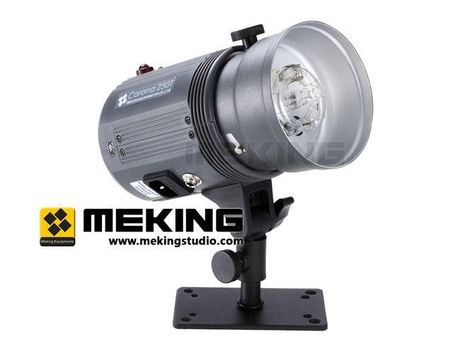 Meking фотостудия светильник ing настенный держатель Мини-светильник подставка детская тарелка 6 см M11-027A аксессуары для вспышки