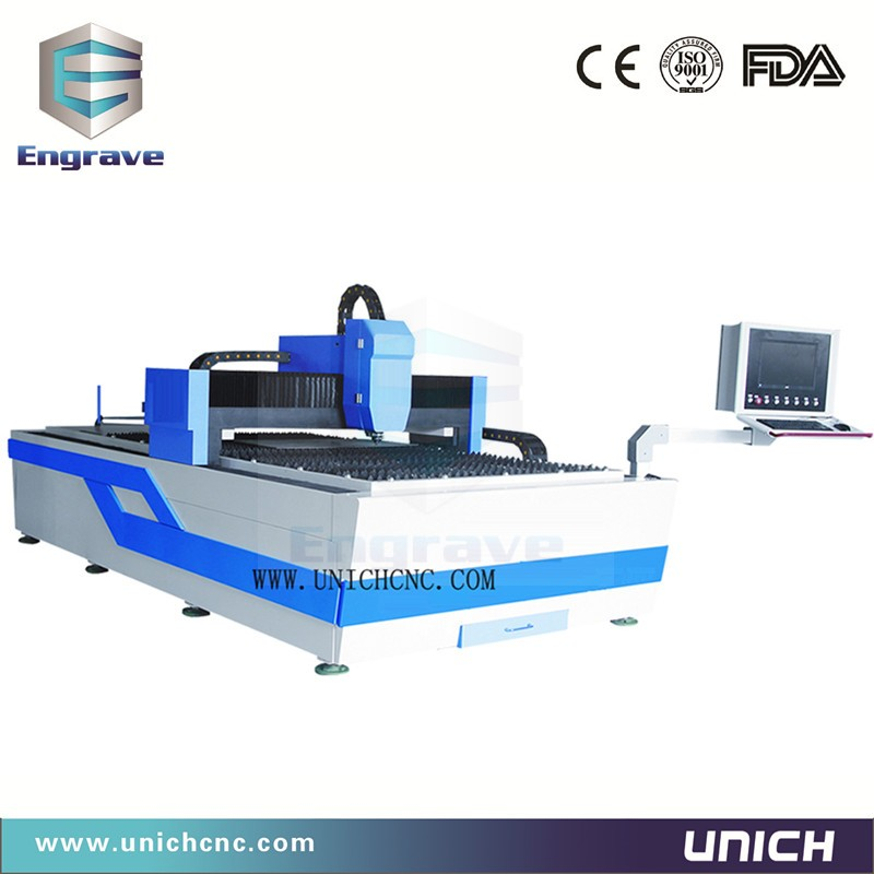 New Product Unich 1500 3000mm Carbon Fiber Laser Cutting